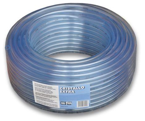 Tömlő átlátszó 20x2 mm, 50 m(20x24/50) (R5)