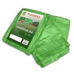 Ponyva, zöld 15x20 m, 90gr/nm (A névleges mérettől a valós méreteltérés akár 5% is lehet.)