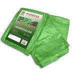 Ponyva, zöld 2x3 m, 90gr/nm (A névleges mérettől a valós méreteltérés akár 5% is lehet.)