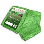 Ponyva, zöld 3x3 m, 90gr/nm (A névleges mérettől a valós méreteltérés akár 5% is lehet.)