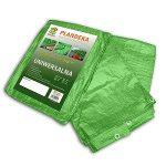 Ponyva, zöld 3x4 m, 90gr/nm (A névleges mérettől a valós méreteltérés akár 5% is lehet.)