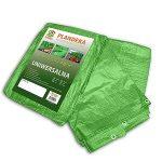 Ponyva, zöld 4x5 m, 90gr/nm (A névleges mérettől a valós méreteltérés akár 5% is lehet.)