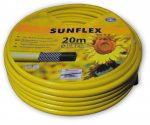 Locsolótömlő, sárga SUNFLEX 1/2 colos - 20 fm(99)