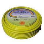 Locsolótömlő, sárga SUNFLEX 1/2 colos - 50 fm(66)